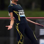 Blanka Vlasic, Croatia, winning the Women's High Jump during the Diamond League Adidas Grand Prix at Icahn Stadium, Randalls' Island, Manhattan, New York, USA. 25th May 2013. Photo Tim Clayton