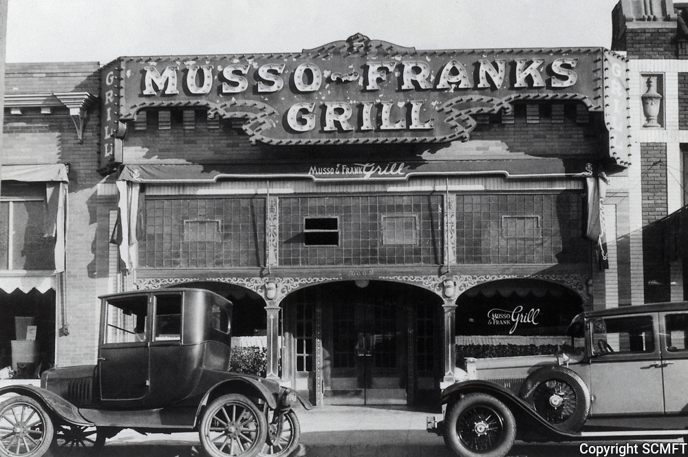 1928 Musso & Frank Grill
