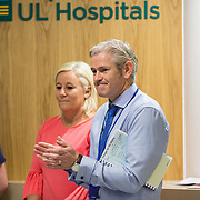 29.05. 2017.                                             <br /> IRELAND'S largest and most advanced Emergency Department has opened this Monday at University Hospital Limerick.<br /> <br /> <br /> A €24 million project (development and equipment costs), the ED spans 3,850 square metres of floor space, over three times the size of the old department. In 2016, UHL had the busiest ED in the country, with over 64,000 attendances. Picture: Alan Place