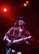 "Tony ""Gad"" Robinson and Aswad live in London 1981"