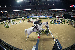 Allen Bertram, (IRL), Molly Malone V<br /> Longines FEI World Cup™ Jumping Final II<br /> Las Vegas 2015<br />  © Hippo Foto - Dirk Caremans<br /> 18/04/15