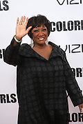 25 October 2010- New York, NY- Patti Labelle at Tyler Perry's World Premiere of the Film 'For Colored Girls ' an Adaptation of Ntozake Shange's play ' For Colored Girls Who Have Considered Suicide When the Rainbow Is Enuf.' held at the Zeigfeld Theater on October 25, 2010 in New York City.