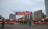 Fan park before the Friendly match between Netherlands and England at the Amsterdam Arena, Amsterdam, Netherlands on 23 March 2018. Picture by Phil Duncan.