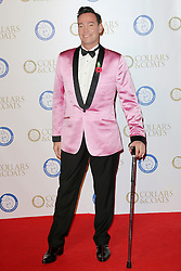© Licensed to London News Pictures. 07/11/2013. Craig Revel Horwood at the Battersea Dogs & Cats Home Collars & Coats Gala Ball at Battersea Evolution, London UK. Photo credit: by Richard Goldschmidt/LNP