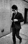 Tom Waits 1985 New York Photosession
