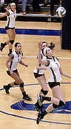 2011 - Alter, CJ, Shawnee, McNicholas at OHSAA SW Dist DII 2011 Volleyball Tourny at Trent Arena