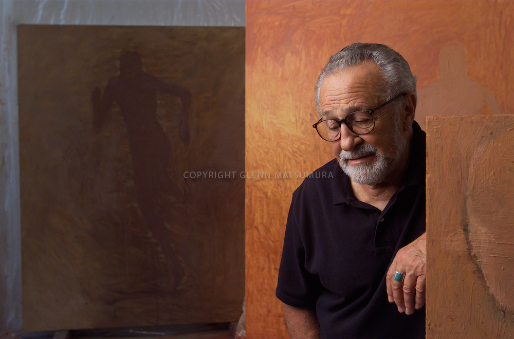 Nathan Oliveira, painter