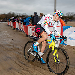 21-12-2019: Cycling : Waaslandcross Sint Niklaas: Kerry Werner (USA)