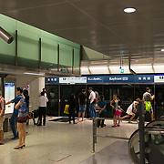 Bayfront Subway Station, Singapore