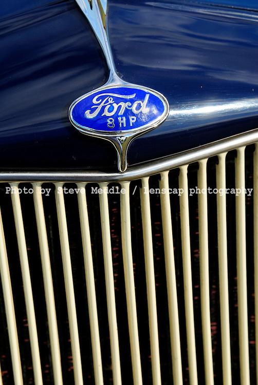 Ford Car Company, Badge Detail - 2010