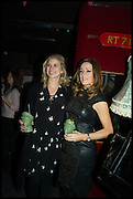 HOLLY BRANSON; NATALIE PINKHAM, Cahoots club launch party, 13 Kingly Court, London, W1B 5PW  26 February 2015
