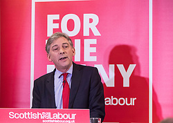 Scottish Labour leadership candidates, Richard Leonard and Anas Sarwar take part in a Hustings event at the Doubletree Hilton in Edinburgh.