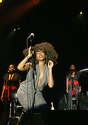 Erykah Badu at The 26th Annual Martin Luther King Concert Series featuring Erykah Badu held at Wingate Field in Brooklyn, NY on August 4, 2008..The Martin Luther King Jr. Concert Series is celebrating its spectacular 26th season with a star-studded line-up of gospel, classic soul, contemporary, Caribbean and R&B artists.