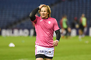 Charl McLeod ahead of the European Rugby Challenge Cup match between Edinburgh Rugby and Stade Francais at Murrayfield Stadium, Edinburgh, Scotland on 12 January 2018. Photo by Kevin Murray.