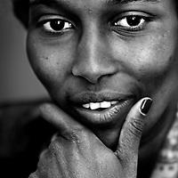 Belgie,Brussel ,25 mei 2008..Ayaan Hirsi Ali, geboren als Ayaan Hirsi Magan (Mogadishu (Somalië), 13 november 1969) is een Nederlandse feministe, publiciste en politica. Ze staat bekend als critica van de politieke islam..Ayaan Hirsi Ali, born Ayaan Hirsi Magan (Mogadishu (Somalia), November 13, 1969) is a Dutch feminist, writer and politician. She is known as a critic of political Islam.