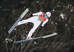 16.02.2020, Kulm, Bad Mitterndorf, AUT, FIS Ski Flug Weltcup, Kulm, Herren, im Bild Anders Haare (NOR) // Anders Haare of Norway during the men's FIS Ski Flying World Cup at the Kulm in Bad Mitterndorf, Austria on 2020/02/16. EXPA Pictures © 2020, PhotoCredit: EXPA/ JFK