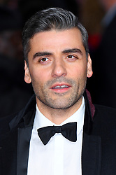 Oscar Isaac attending the european premiere of Star Wars: The Last Jedi held at The Royal Albert Hall, London. Photo credit should read: Doug Peters/EMPICS Entertainment