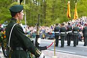 Nationale Militaire Dodenherdenking op de Grebbeberg