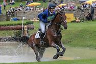 CALVINO II ridden by Kristina Cook atBramham International Horse Trials 2016 at  at Bramham Park, Bramham, United Kingdom on 11 June 2016. Photo by Mark P Doherty.