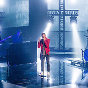 NLD/Hilversum//20170218 - Finale The Voice of Holland 2017, Thijs Pot