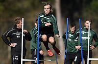 Fotball<br /> Tyskland<br /> 09.01.2016<br /> Foto: Witters/Digitalsport<br /> NORWAY ONLY<br /> <br /> Iver Fossum<br /> Fussball, Hannover 96, Trainingslager in Belek / Tuerkei 2016