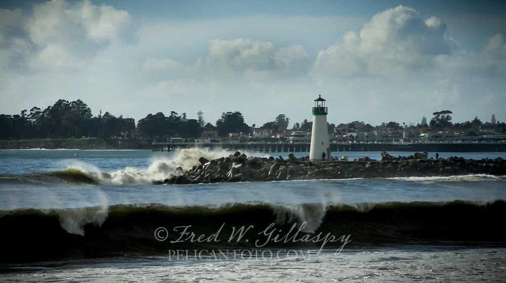 Harbor Lighthouse Twin Lakes Beach