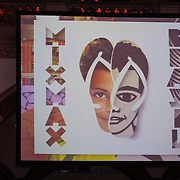 NLD/Amsterdam/20121002 - H.K.H. Prinses Maxima opent in het Tropenmuseum de tentoonstelling MixMax Brazil ,