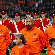 NLD/Amsterdam/20121114 - Vriendschappelijk duel Nederland - Duitsland, Ibrahim Afellay, Nigel de Jong