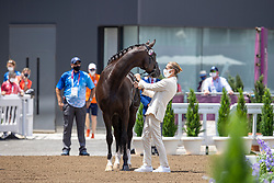 Gal Edward, NED, Glock's Total US, 151<br /> Olympic Games Tokyo 2021<br /> © Hippo Foto - Dirk Caremans<br /> 23/07/2021
