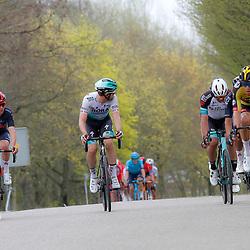 18-04-2021: Wielrennen: Amstel Gold Race men: Berg en Terblijt. <br />Wout van Aert