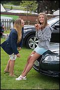 EMMA  SMITH; CHARLOTTE CLARKE, Ebor Festival, York Races, 20 August 2014