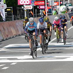 25-04-2021: Wielrennen: Luik Bastenaken Luik (Vrouwen): Luik<br />Thalita de Jong