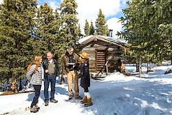 Yukon Whisky Dinner Tour with Eric Pateman of Edible Canada, Whitehorse, Yukon, Canada, April 2015