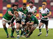 London Irish v Newcastle Falcons 310121