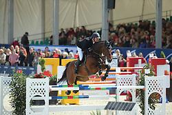 Andersen Lars Bak, (DEN), Cyrus L<br /> CSI4* Grand Prix DKB-Riders Tour<br /> Horses & Dreams meets Denmark - Hagen 2016<br /> © Hippo Foto - Stefan Lafrentz