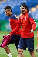 Paris Saint-Germain Training 070414