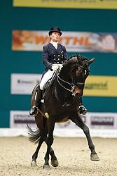 Becker Sabine (GER) - Lamarc WRT<br /> JBK Horse Show Odense 2010<br /> © Hippo Foto - Leanjo de Koster