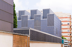 Museu Bellas Artes. Castellon. Mansilla Tuñon Architects