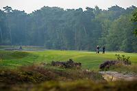 HILVERSUM -  hole 15, Hilversumsche Golf Club, COPYRIGHT  KOEN SUYK