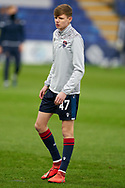 Adam Mackinnon during the Scottish Premiership match between Ross County FC and St Johnstone FC at the Global Energy Stadium, Dingwall, Scotland on 2 January 2021