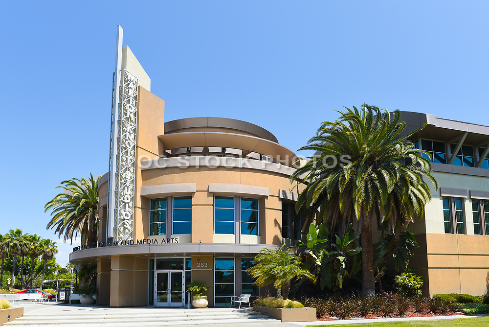 Chapman University Marion Knott Studios