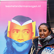 NLD/Den Haag/20180117 - Aftrap Lees met andermans ogen, Siela Ardjosemito-Jethoe