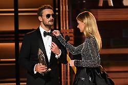 Faith Hill, Eric Church bei den 50. Country Music Awards in Nashville / 021116<br /> <br /> *** Country Music Awards 2016, Nashville, USA, November 2, 2016 ***