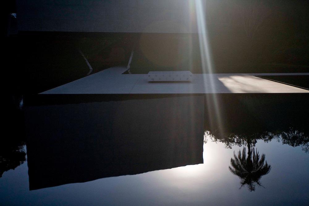 Brumadinho_MG, Brasil...Museu de Arte Contemporanea de Inhotim (CACI). Na Foto a Galeria Adriana Varejao...Inhotim Contemporary Art Museum (CACI). In this photo the Adriana Varejao Gallery...Foto: JOAO MARCOS ROSA /  NITRO