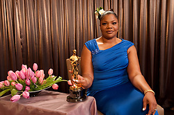 Mar 07, 2010 - Hollywood, California, USA - Best Supporting Actress winner MO'NIQUE backstage during the 82nd Annual Academy Awards at the Kodak Theatre in Hollywood, CA on Sunday, March 7, 2010. (Credit Image: © Todd Wawrychuk/AMPAS/ZUMA Press)