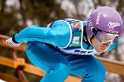 SCHMITT Martin, SC Furtwangen, GER  competes during Flying Hill Team Trial Round at 4th day of FIS Ski Flying World Championships Planica 2010, on March 21, 2010, Planica, Slovenia.  (Photo by Vid Ponikvar / Sportida)