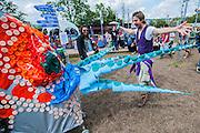 The 2014 Glastonbury Festival, Worthy Farm, Glastonbury. 27 June 2013.  Guy Bell, 07771 786236, guy@gbphotos.com