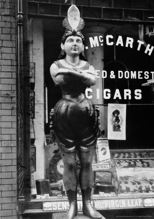 Cigar Store Figure, 1926