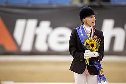 Christiansen Sophie (FRA) - Rivaldo of Berkeley<br /> Alltech FEI World Equestrian Games <br /> Lexington - Kentucky 2010<br /> © Dirk Caremans