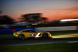 March 14, 2019 - Sebring, Etats Unis - 4 CORVETTE RACING (USA) CORVETTE C7R GTLM OLIVER GAVIN (GBR) TOMMY MILNER (USA) MARCEL FASSLER  (Credit Image: © Panoramic via ZUMA Press)